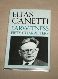 EARWITNESS: FIFTY CHARACTERS