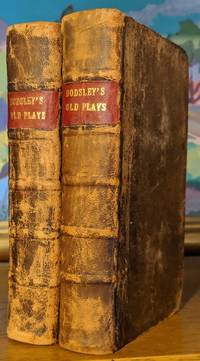 A Select Collection of Old Plays. Two Volume (Vol. 1 & 2)