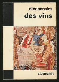 Dictionnaire des Vins