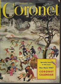 "image of CORONET: January, Jan. 1947 (""Black Majesty"")"
