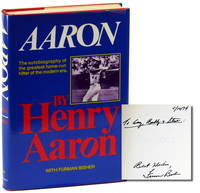 Aaron by Henry Aaron and Furman Bisher - Hardcover - 1974 - from Kenneth Mallory Bookseller. ABAA (SKU: 33217)