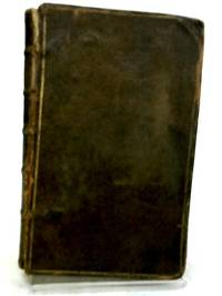Dodsley poems volume 4 by  dodsley  moore - Hardcover - from World of Rare Books and Biblio.com