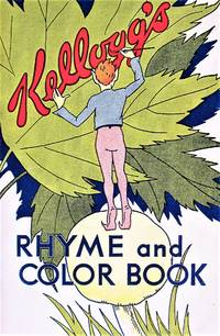 image of Kellogg's Rhyme and Color Book.