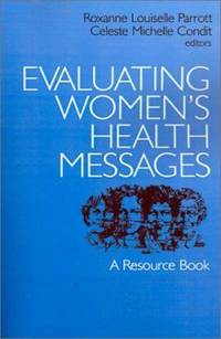 Evaluating Women's Health Messages : A Resource Book
