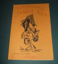image of THE ADVENTURES OF PICKLOCK HOLES: A SHERLOCK HOLMES PARODY CYCLE