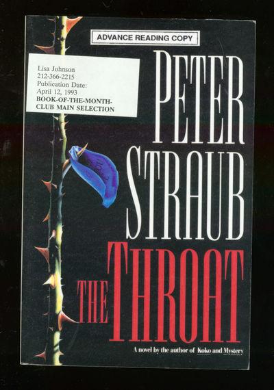 New York: E.P. Dutton, 1993. Softcover. Fine. First edition, Advance Reading copy. Fine in glossy wr...