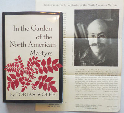 Abaa In The Garden Of The North American Martyrs By Wolff Tobias