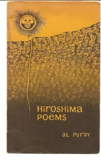 Hiroshima Poems