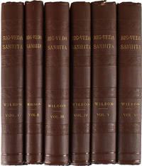 Rig-Veda Sanhitá (Six Volumes)