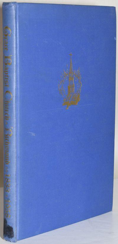Richmond, Virginia: Garrett & Massie, 1958. Hard Cover. Very Good binding. Call number on the spine ...