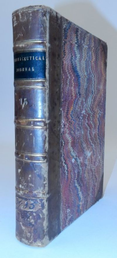 London: John Churchill, 1856. First Edition. Boards. Very Good. First Edition. viii, 583 pages. 8vo....