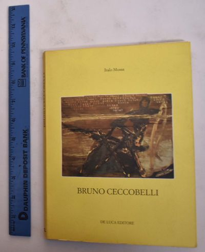 Rome: De Luca Editore, 1987. Paperback. VG. Yellow and color-illustrated wraps with black lettering....
