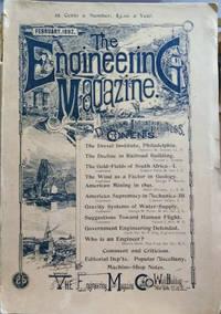 The Engineering Magazine, February, 1892