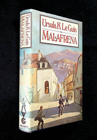 Malafrena. by Ursula K Le Guin: - First UK edition. - 1980. - from Chapel Books (SKU: 19803040)