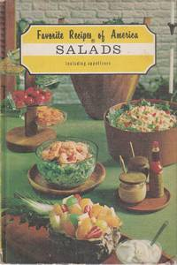 image of Favorite Recipes of America Salads Including Appetizers
