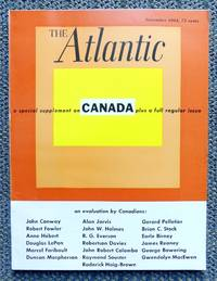 image of THE ATLANTIC MONTHLY.  VOL. 214, NO. 5.  NOVEMBER 1964.