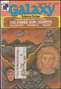 The Faded Sun: Kesrith, serialized in Galaxy magazine, February, March, April, May 1978
