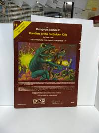 image of Dungeon Module I1 :Dwellers of the Forbidden City (Dungeons & Dragons)