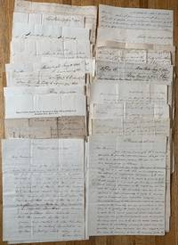 Collection of Correspondence of Isaac D. Barnard, Lawyer, Soldier, Politician and United States Senator, from West Chester, Pennsylvania, 1813-1836