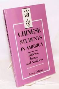 Chinese students in America: policies, issues, and numbers