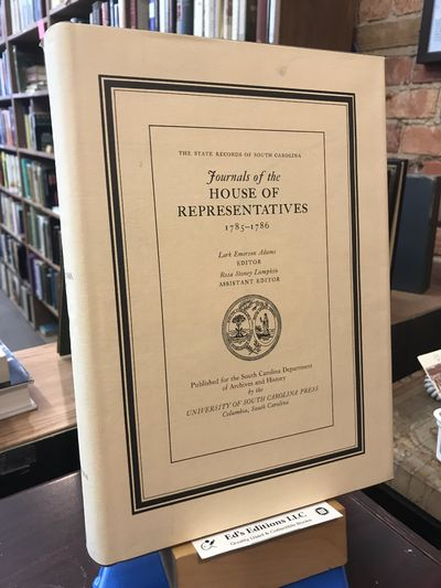 South Carolina Dept of, 1979-06-01. Hardcover. Very Good/Very Good. 0872499413 Dust jacket and book ...