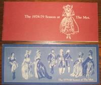 image of 1978-79 Season at the Met and 1979-80 Season at the Met Brochures