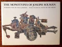 The Monotypes of Joseph Solman by - - Signed First Edition - 1977 - from Appledore Books, ABAA (SKU: 11482)