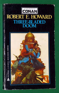 By the Creator of Conan: Three-Bladed Doom