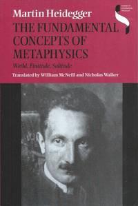 The Fundamental Concepts of Metaphysics__World, Finitude, Solitude