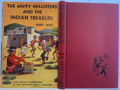 Garden City: Doubleday & Company, Inc, 1953. Cloth. Near fine/very good. Helen S. HAMILTON. 8vo; 184...