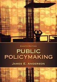 image of Public Policymaking