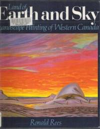 LAND OF EARTH AND SKY Landscape Painting of Western Canada