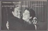 Tennessee Williams: A Catalogue of His Works