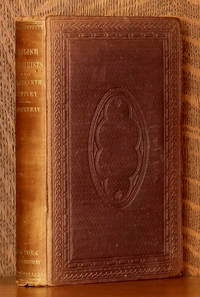 THE ENGLISH HUMORISTS OF THE EIGHTEENTH CENTURY by William M. Thackeray - first american edition - 1853 - from Andre Strong Bookseller (SKU: 44565)