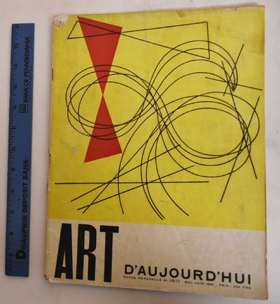 Paris: Art d'Aujourd'hui, 1950. Softcover. G+/G-, covers show moderate wear, some tears and soiling....