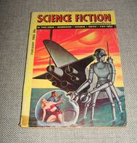 Science Fiction Adventures for February 1953 Volume 1 Number 2