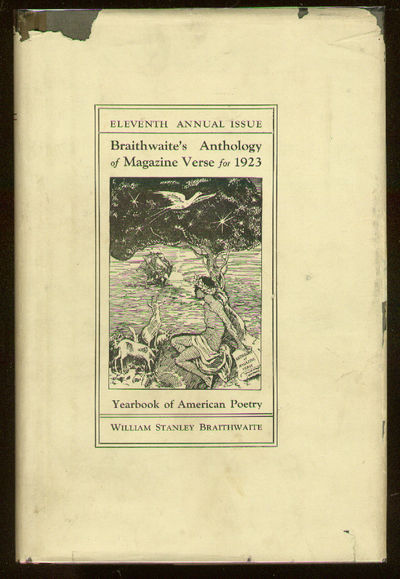 Boston: B.J. Brimmer, 1923. Hardcover. Fine/Very Good. First edition. Fine in an about very good dus...