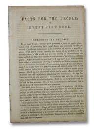 Facts for the People: or Every One's Book