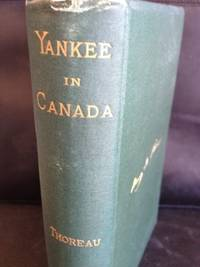 image of Yankee in Canada, with Anti-slavery and Reform Papers