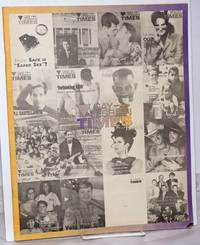 image of Gay & Lesbian Times:  the weekly newspaper; #314, December 30, 1993; Montage of covers from 1993