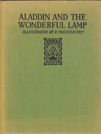 image of Aladdin and the Wonderful Lamp, Illustrated by E. Mackinstry