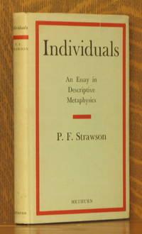 INDIVIDUALS - AN ESSAY IN DESCRIPTIVE METAPHYSICS