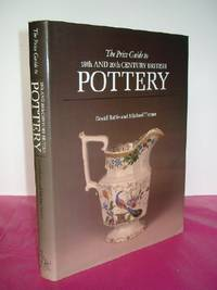 THE PRICE GUIDE TO 19TH AND 2OTH CENTURY BRITISH POTTERY Including Staffordshire Figures and Commemorative Wares