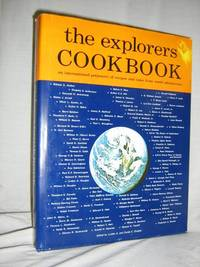 The Explorers Cookbook by  Luther A Douglas - 1st Edition - 1971 - from Brass DolphinBooks and Biblio.com