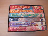 FOLIO EVELYN WAUGH. COMEDIES BOXED SET OF 5 BOOKS