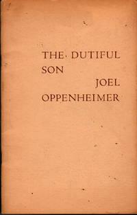 The Dutiful Son