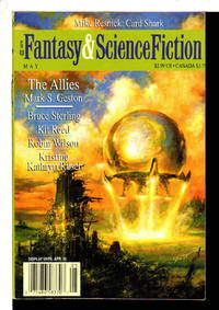 THE MAGAZINE OF FANTASY AND SCIENCE FICTION, MAY 1998.