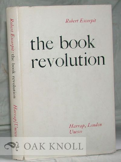 London: George G. Harrap, 1966. cloth, dust jacket. 8vo. cloth, dust jacket. 160 pages. First editio...