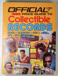 Official 1985 Price Guide to Collectible Records