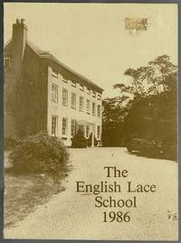 image of Prospectus for the The English Lace School 1986